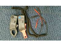 Pico scope current clamps