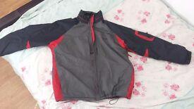 Parallel technical wear XL jacket