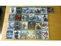 PS3 Games Bundle 17 games