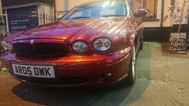 Much loved x type jaguar diesel sport