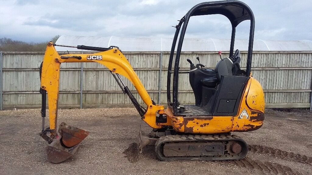 jcb 801 4 1 5 tonne mini digger 2011 low hours good machine in maidenhead berkshire gumtree. Black Bedroom Furniture Sets. Home Design Ideas
