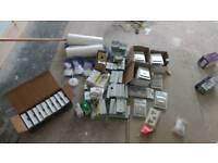 Job lot electrical materials