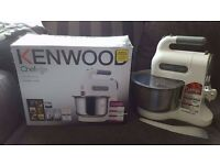 Kenwood HM680 Stand Mixer Boxed