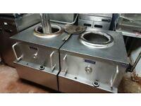 2 x Matching Shahi Tandoori Ovens Size 2 Nat Gas