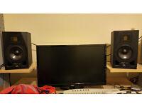 Adam Audio A5X Speaker Monitors (Pair)