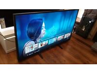 """LG 49"""" Super Smart 4K ULTRA TV,(49UF770V)built in Wifi,Freeview HD, excellent condition"""