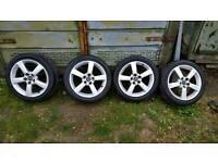 2003 saab 93 alloy wheels