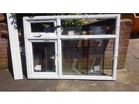 New Double Glazed Window 158cm x 110cm ***Can deliver***