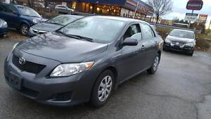 2009 Toyota Corolla |  Certified and E-tested