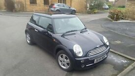 Mini One, 3dr, 1.6cc, 2005 reg, Manual, Petrol, MOT Aug 2017, £2,200 o.n.o