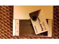 Brand new sony xperia xa 32gb white smart phone latest model RRP £400 needs unlocking bargain £80.