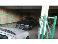 Left hand drive bmw diesel 5 series for spares
