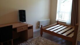Furnished Double Room for Single Female in Lovely New Family Town House