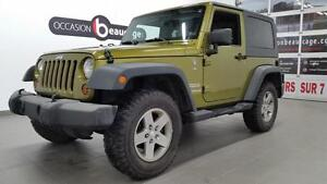 2010 Jeep Wrangler SPORT AUTOMATIQUE + CLIMATISATION