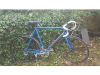Raleigh M-Trax road racing bike