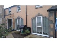 1 bed room flat and 3 bedroom first floor flat coldstream