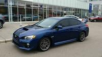 2015 Subaru Impreza WRX STI Sport-tech