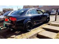 Audi A4 b7 3.0 TDI S Line Quattro not A3,A5,A6,A8,RS4,RS6,S4,TT,R32,GOLF,TDI