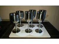 Wine Glasses stainless