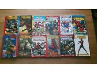 Collection of Marvel Mini Books