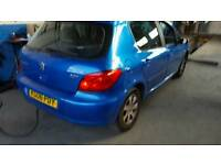 I want to buy Peugeot 307 206 406 automatic petrol