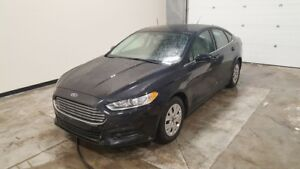 2014 Ford Fusion S FWD QUIET CABIN BLUETOOTH STABILITY CONTROL