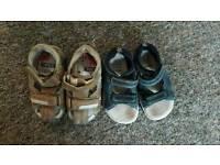 Boys sandals Size 5