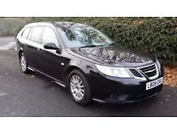 2008 Saab 9-3 Linear SE TID 150 Auto – ONLY 63K MILES, FULL YEAR MOT, LOVELY EXAMPLE