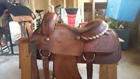 16 inch all round saddle