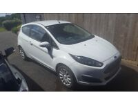 Fort Fiesta Style in White, FSH, great to drive, cheap to run, ideal first car
