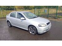 2004 Vauxhall Astra 1.4 Petrol 5 Door 8 Month MOT 67000 Miles Only Alloy Wheels....