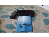 Brand new dion freeview set top box