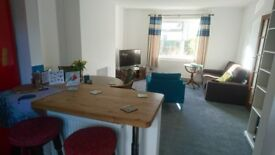 Small double and decent sized double to rent in nice newly redecorated friendly house