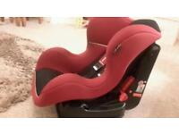 Children's car seat. Age 1 -4 years.