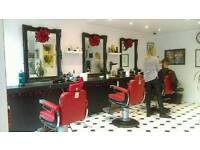 Barber wanted for busy shop Ashley Cross Green