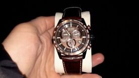 Citizen Eco-Drive Perpetual Chrono Watch AT4006-06X