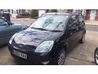 Cheap five seater car, Ford Fiesta £400