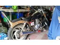 Lexmoto Lowrider 125cc for spares or repairs
