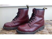 Original doc marten boots uk size 6