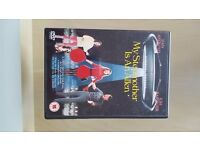 5 x assorted DVD'S