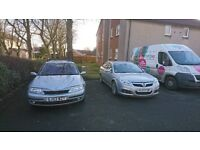 renault laguna 2 owners from new