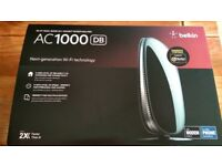 BELKIN AC1000 DUAL BAND AC+ ADSL WIRELESS ROUTER