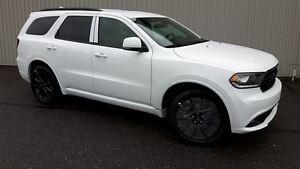 2017 Dodge Durango R/T Blacktop +V8, Cuir, Navigation+