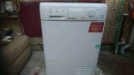 8 kg hotpoint condenser dryer