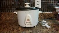 Proctor Silex Rice Cooker-never been used