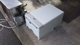 Glow worm Micron 80FF system boiler complete
