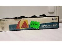 Brand New Royal Beach or Play Tent. For Caravans, Motorhomes, Camping or Beach Use