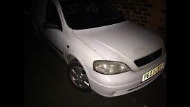 Vauxhall Astra 1.7 dti van