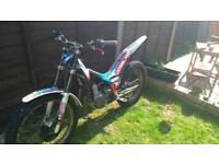 Trias bike jotagas 300 sherco scorpa gasgas beta montesa