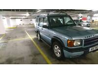 Land rover td5 discovery 2